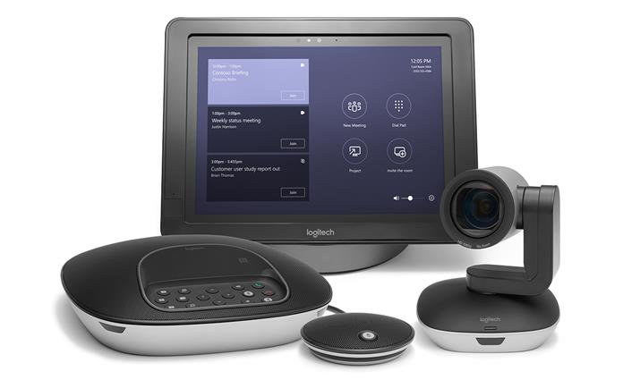 SmartDock Bundle for Medium Rooms - Video Conferencing Kit with Logitech GROUP