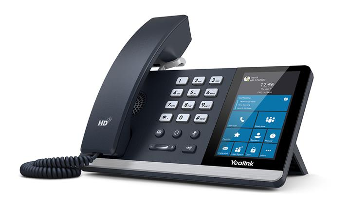 T55A for Skype for Business