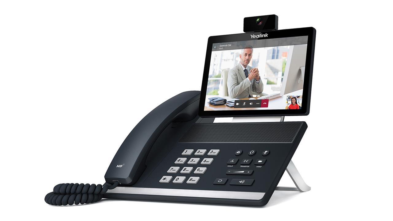 VP59 phone for Microsoft Teams