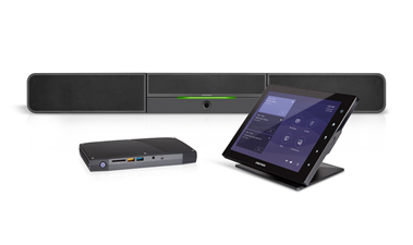 Shop the Crestron Flex UC-B140-T Huddle Space System Teams Room