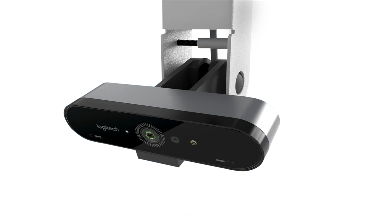 Brio camera in a ceiling mount