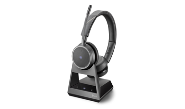 Shop the Voyager 4220 CD-M headset with stand Headset