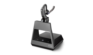 Shop the Voyager 5200 CD-M headset on stand Headset
