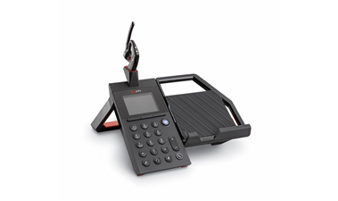 Shop the Elara 60 WS for Voyager 5200 headset included Desk phone