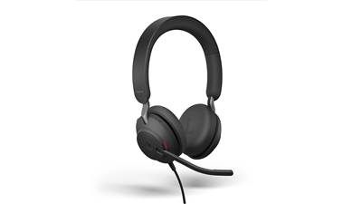 Shop the Evolve2 40 stereo USB-A black Headset