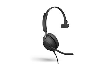 Shop the Evolve2 40 mono USB-C black Headset
