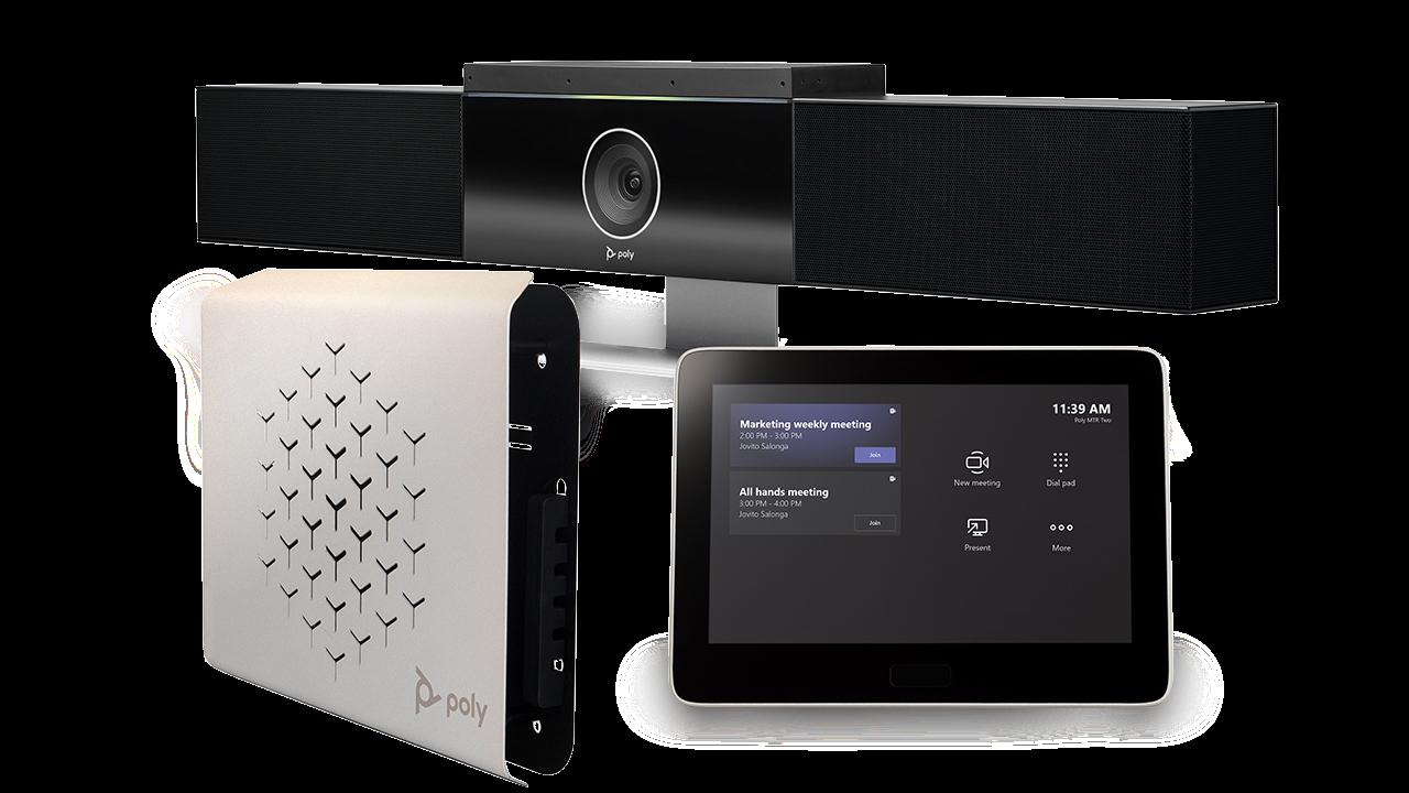 Poly G40-T Microsoft Teams room system