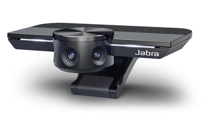 Elite Slice G2 360 audio with Jabra intelligent camera