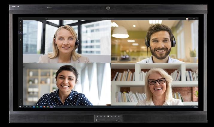 AVW-6555 Windows collaboration display