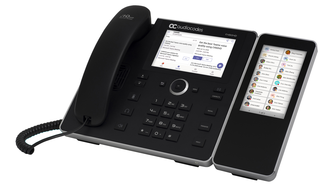 C450HD for Microsoft Teams with Expansion Module