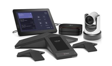 Polycom + HP SRS Large Room Bundle
