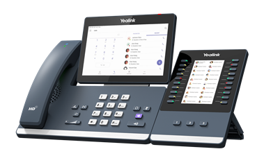 Shop the MP580-WH with EXP50 for Microsoft Teams Desk phones & Teams display