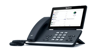 Shop the T56A for Microsoft Teams Desk phones & Teams display