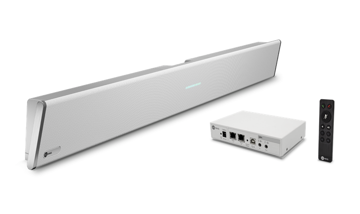 HDL300 audio conferencing system white