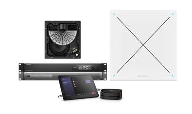 Nakupovať ES1 ceiling audio with Elite Slice G2-AR Príslušenstvo pre konferenčný systém