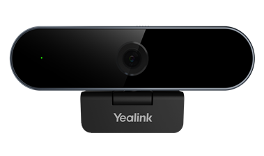 Shop the Yealink UVC20 from the front