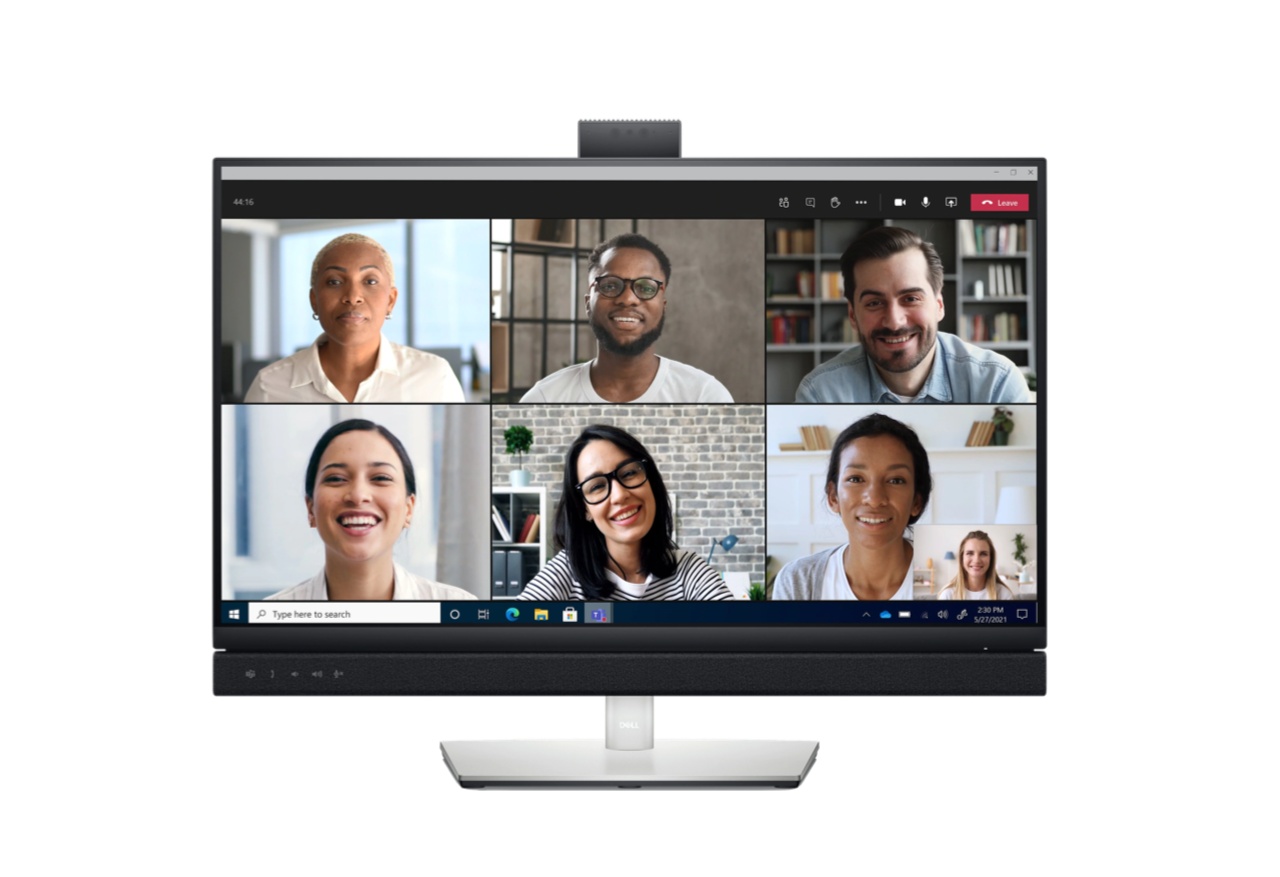 C2722DE video conferencing monitor