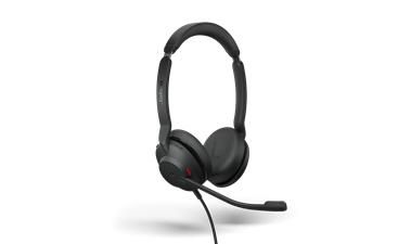 Shop the Evolve2 30 stereo headset USB A with mic boom down Headset