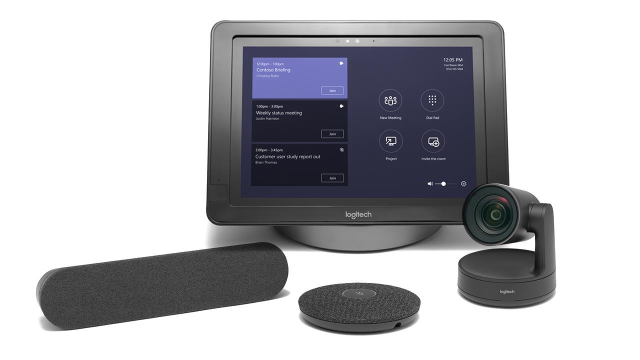 SmartDock Flex Bundle for Medium Rooms - Video Con