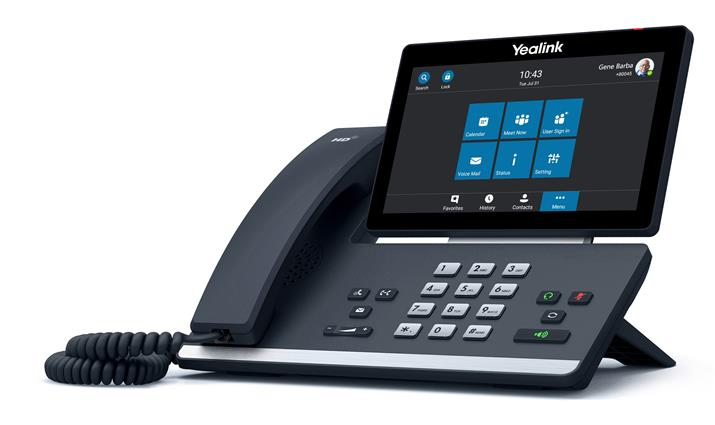 T58A (for Skype for Business, upgradeable to Microsoft Teams)