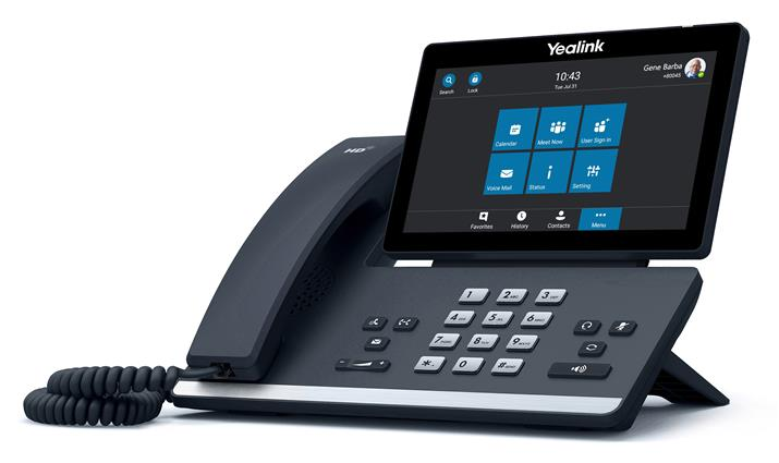 T56A (for Skype for Business, upgradeable to Microsoft Teams)