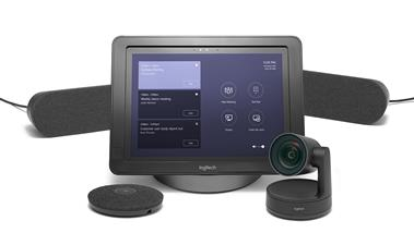 SmartDock Flex Bundle for Large Rooms - Video Conferencing Kit with Logitech Rally Plus